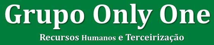Home do Site Grupo Only One - Recursos Humanos e Terceirização